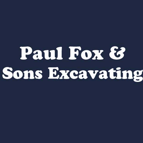 Paul Fox & Sons Excavating - Sewer Cleaning & Repair - Sandusky, OH - Logo